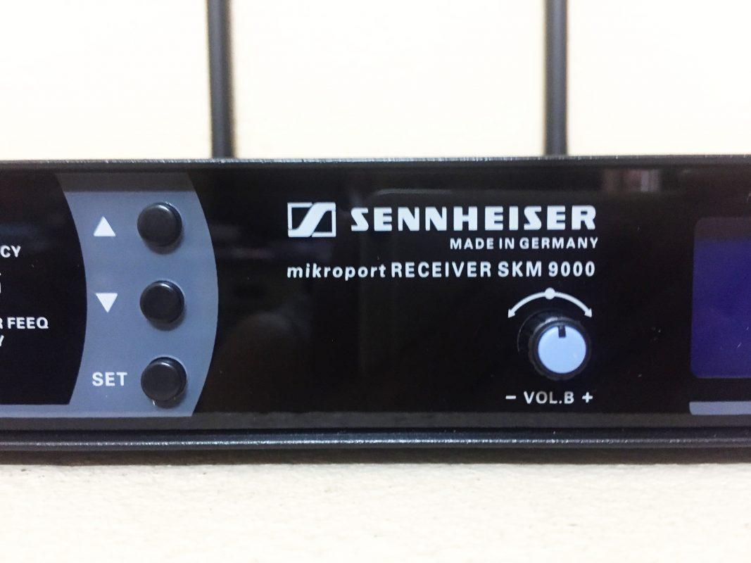 Micro Sennheiser SKM 9000