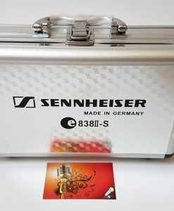 Micro Sennheiser E 838II-S