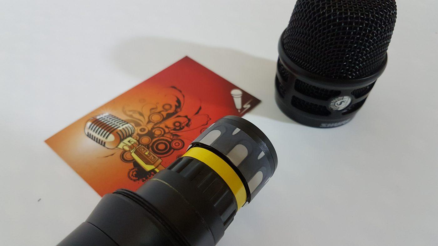 Micro Karaoke Shure AXT 500