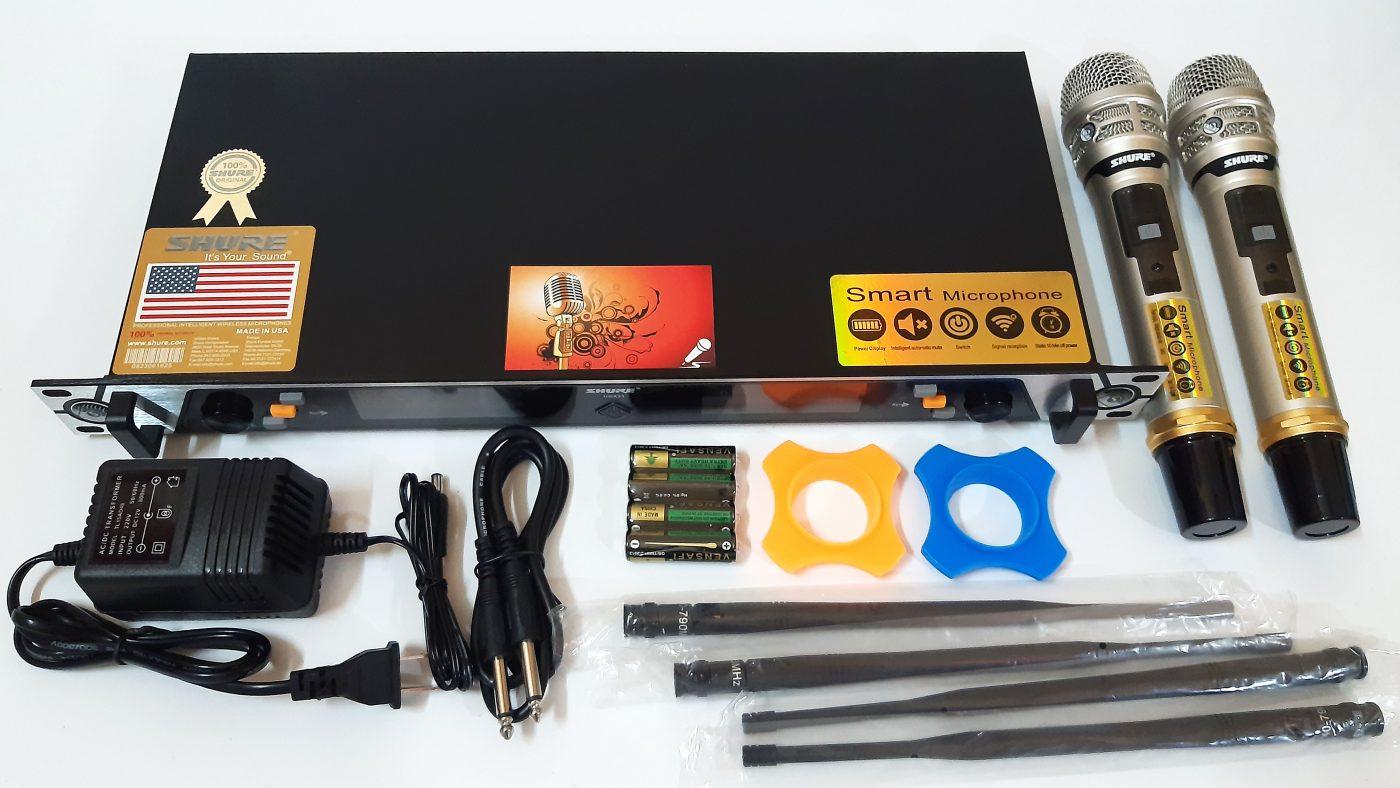 Shure UGX21 Fullbox