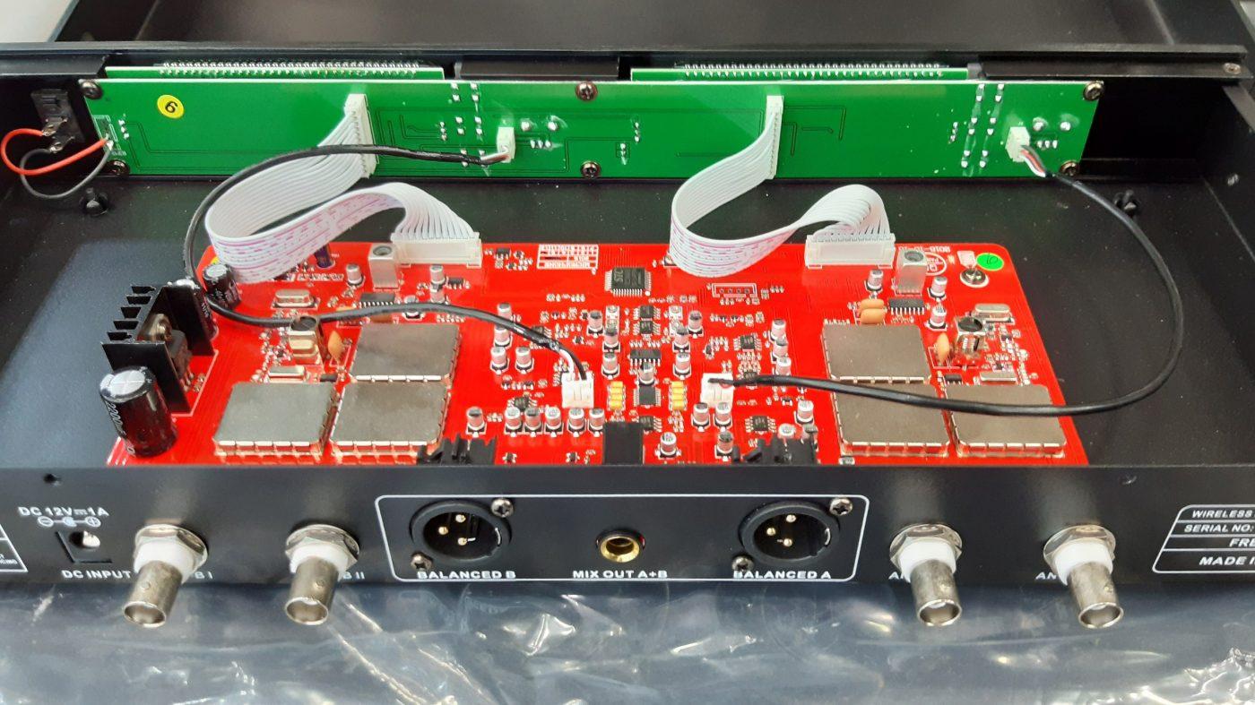 Micro Shure Pro001 loại 1