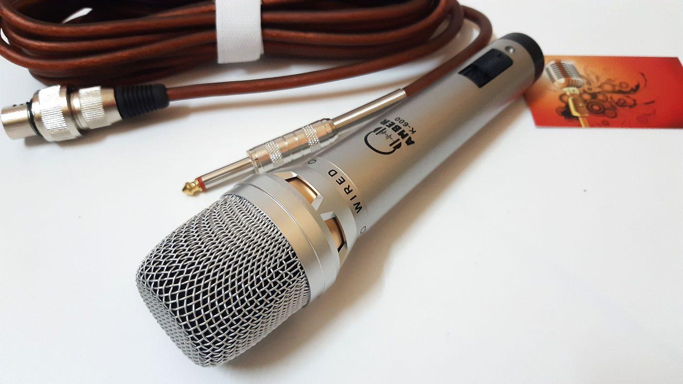 Micro Amber K-600