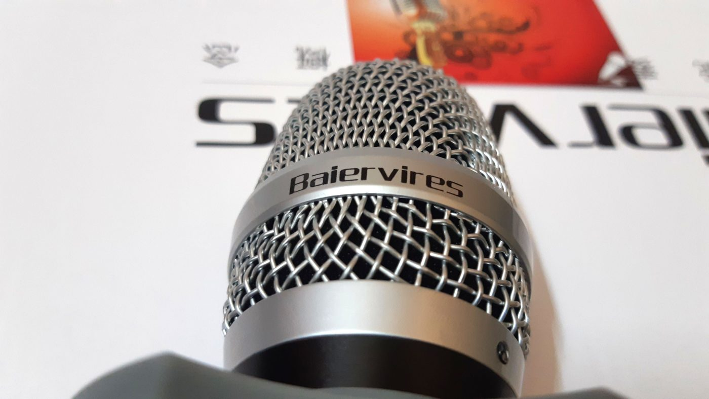 Tay mic Baiervires Bs-520