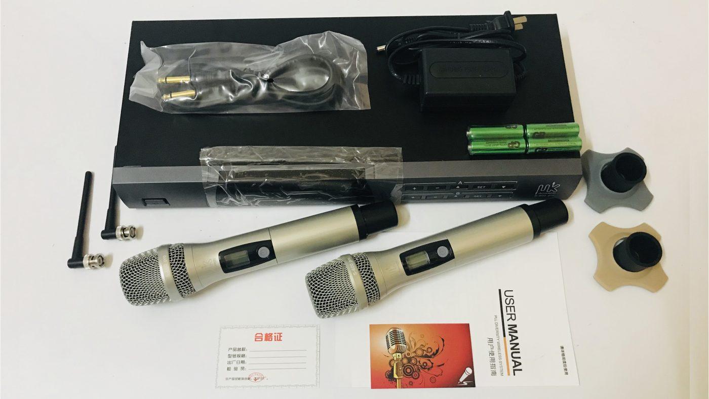 đập hộp Mk Acoustic S600