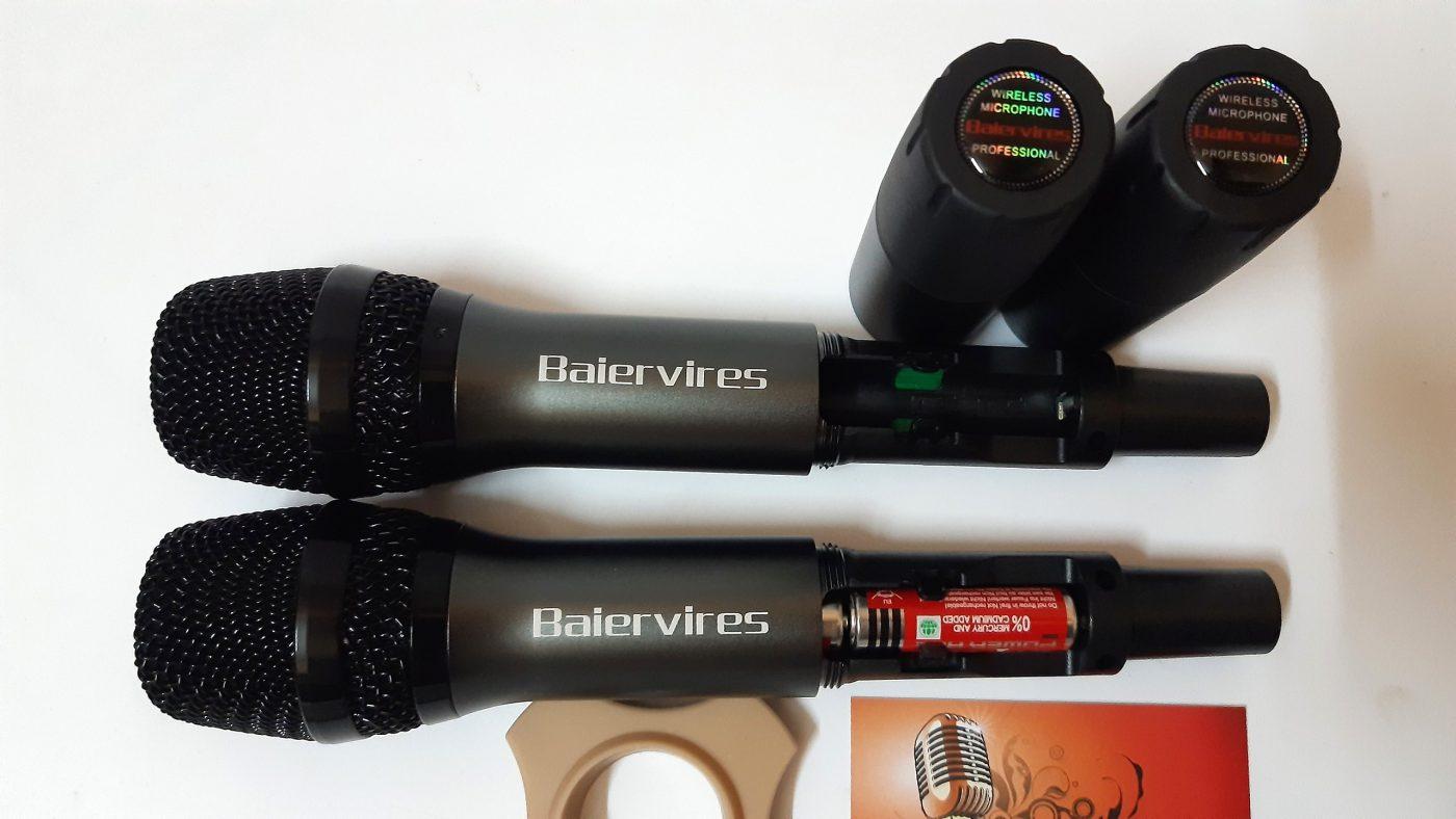 tay mic BBS Baiervies BS909